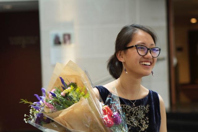 """Nữ nghệ sĩ, nhà soạn nhạc 9X Việt """"ẵm"""" loạt giải thưởng quốc tế ấn tượng - 1"""