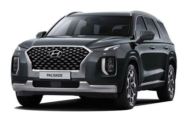 Hyundai ra mắt phiên bản mới cho Palisade - 1