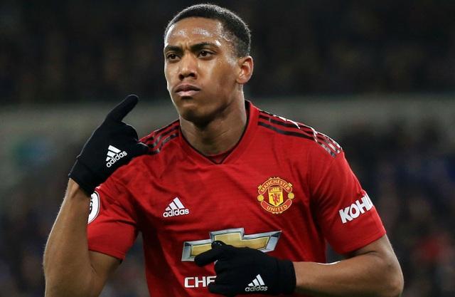 """Martial chứng tỏ xứng đáng với """"số 9"""" của Man Utd - 2"""