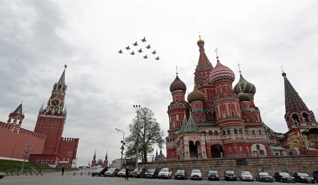"""Dàn máy bay """"khủng"""" sẽ bay qua bầu trời Nga mừng Ngày Chiến thắng - 6"""
