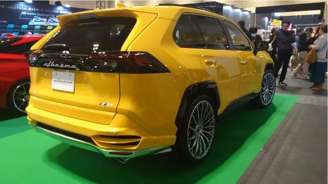 Độ xe Toyota thành Lamborghini Urus - 8