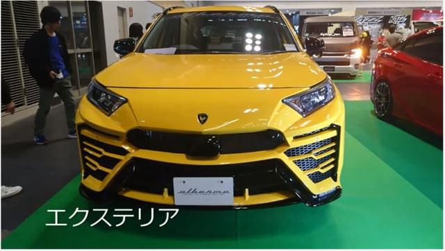 Độ xe Toyota thành Lamborghini Urus - 7