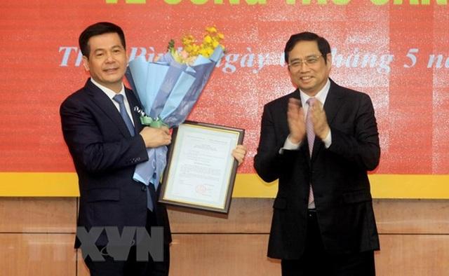 Bí thư Tỉnh ủy Thái Bình giữ chức Phó Ban Tuyên giáo Trung ương - 1