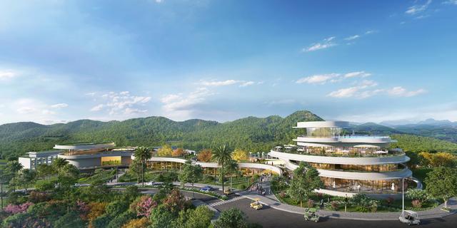 """Đô thị nghỉ dưỡng Legacy Hill: """"Ngôi nhà thứ 2"""" đích thực - 1"""