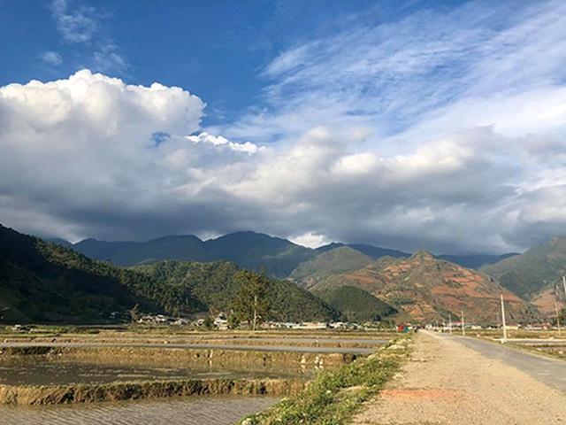 Lên Sơn La săn mây, tắm khoáng, ngắm ruộng bậc thang mùa nước đổ - 5