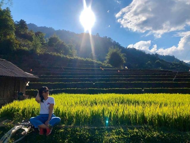 Lên Sơn La săn mây, tắm khoáng, ngắm ruộng bậc thang mùa nước đổ - 6