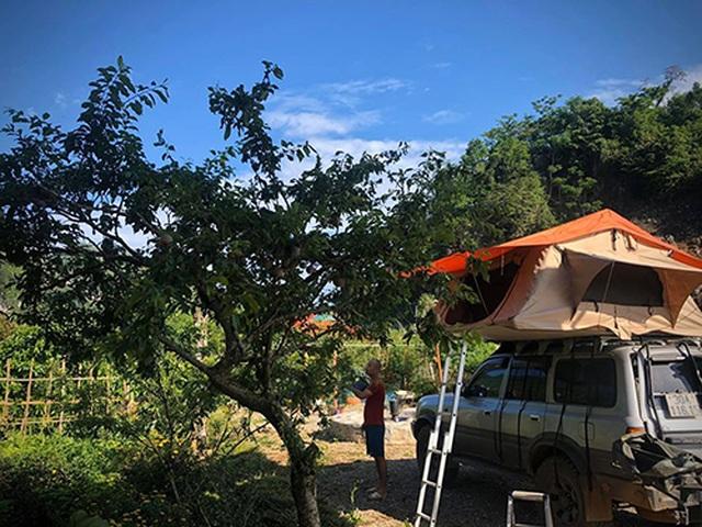 Lên Sơn La săn mây, tắm khoáng, ngắm ruộng bậc thang mùa nước đổ - 9