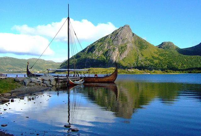 Một thổ dân châu Mỹ đã cùng người Viking đến Iceland? - 1