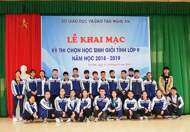 Nghệ An: Không tổ chức kỳ thi học sinh giỏi cấp tỉnh - 1