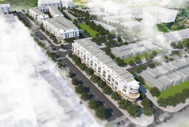 Sắp ra mắt dự án nằm ngay trung tâm hành chính mới Gia Lâm - 1