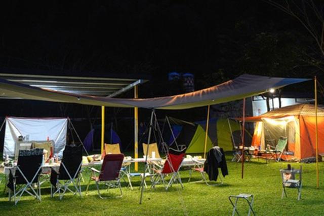 Cắm trại chiếm ưu thế tại Đài Loan thời đại dịch - 2