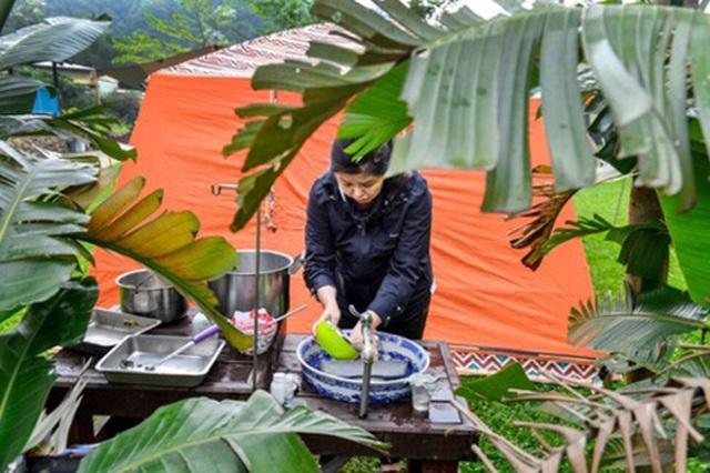 Cắm trại chiếm ưu thế tại Đài Loan thời đại dịch - 4