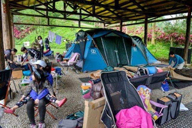 Cắm trại chiếm ưu thế tại Đài Loan thời đại dịch - 5