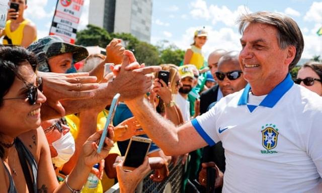 Người phát ngôn Tổng thống Brazil nhiễm virus corona - 2