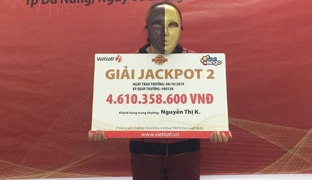 """Jackpot 2 """"nổ"""" liên tục, giải độc đắc hơn 170 tỷ vẫn vô chủ - 2"""