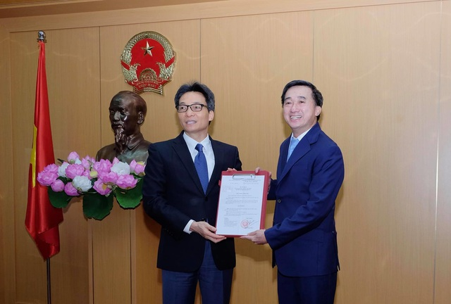 Giám đốc Bệnh viện K chính thức giữ cương vị tân Thứ trưởng Bộ Y tế - 1