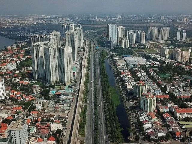 TP.HCM chuẩn bị pháp lý để thành lập thành phố phía đông - 1