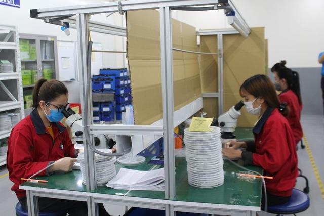 Hải Phòng: Hỗ trợ lao động nữ mang thai mất việc do dịch Covid-19 - 1
