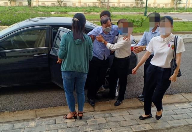 Cựu trưởng Công an thành phố Thanh Hóa hầu tòa - 1