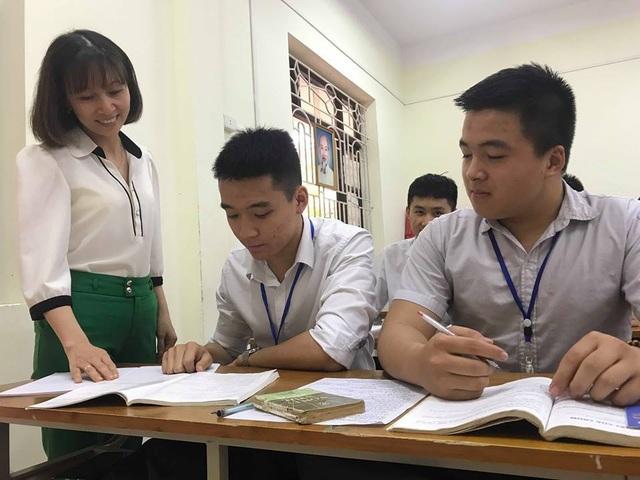 Hà Nội: Một số trường đã cho học sinh nghỉ hè - 1