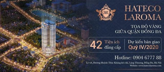 Hateco Laroma -  Dự án kim cương khẳng định chất sống thời thượng tại Thủ đô - 1