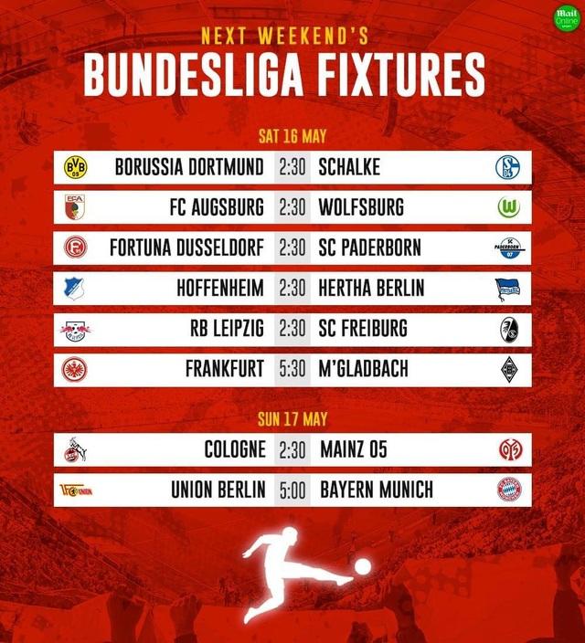Bayern Munich và Dortmund sẵn sàng đua vô địch Bundesliga - 1