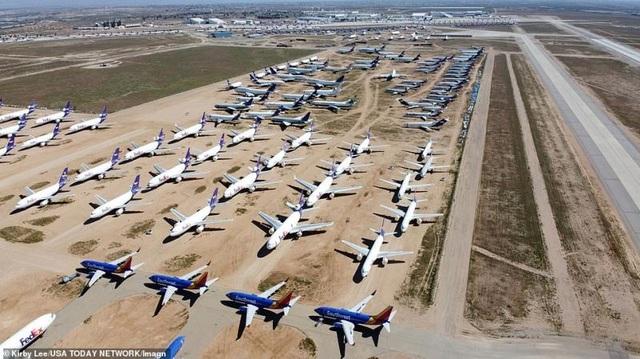 """Các hãng hàng không Mỹ """"đốt"""" hơn 10 tỷ USD mỗi tháng vì dịch Covid-19 - 2"""