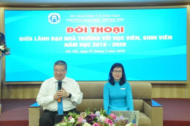 Đại học Mở Hà Nội: Lần đầu thi hết môn trực tuyến với toàn bộ sinh viên - 3