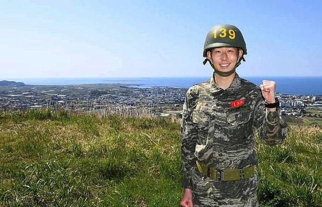 Bắn súng xuất sắc, Son Heung Min tốt nghiệp khóa quân sự loại giỏi - 2