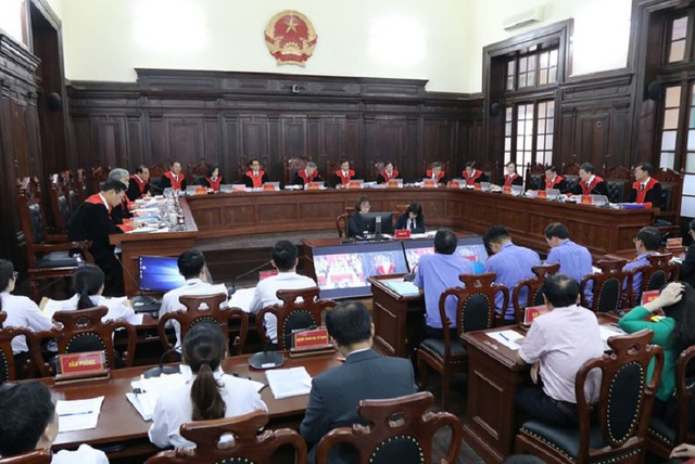 Hội đồng thẩm phán biểu quyết bác kháng nghị vụ Hồ Duy Hải - 1