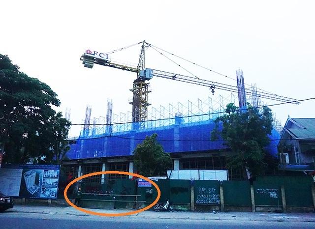 Dự án 20 tầng thi công, người dân có nhà không dám ở tại Nghệ An - 8