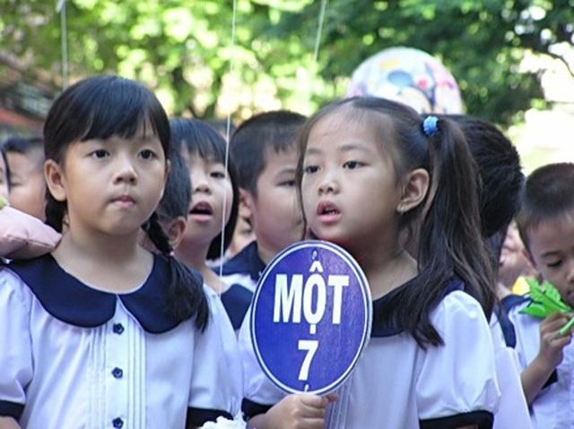 Hà Nội: Hoàn thành cấp mã số tuyển sinh đầu cấp trước 1/7 - 2