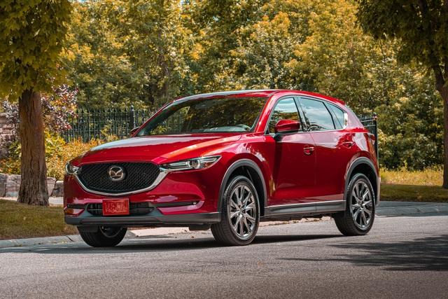 Mazda CX-5 có thể được đổi tên, dùng hệ dẫn động cầu sau - 1