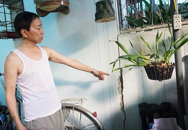 Dự án 20 tầng thi công, người dân có nhà không dám ở tại Nghệ An - 4