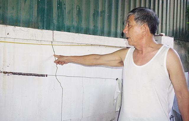 Dự án 20 tầng thi công, người dân có nhà không dám ở tại Nghệ An - 5