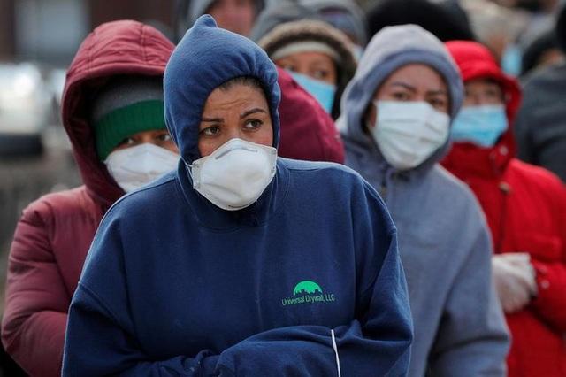 33 triệu người Mỹ mất việc làm, người thất nghiệp mòn mỏi đợi trợ cấp - 2