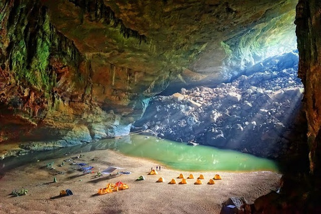 Tour khám phá hang Sơn Đoòng giảm giá vé đến hết năm 2021 - 1
