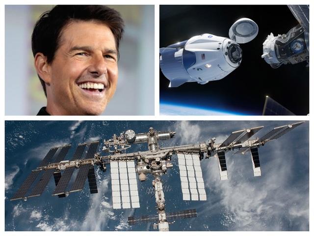 Tom Cruise hợp tác NASA và Elon Musk để quay phim ngoài vũ trụ - 1