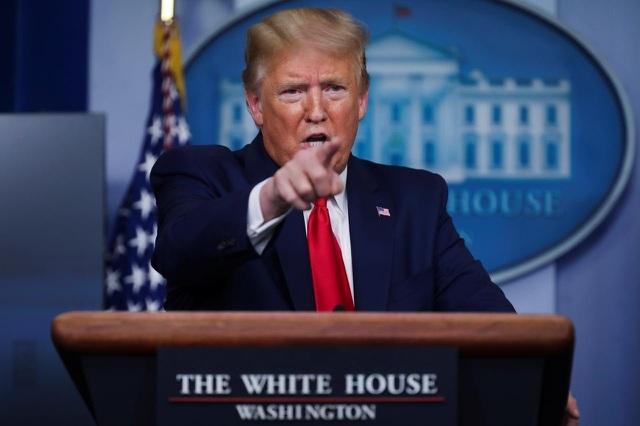 Ông Trump gia tăng chỉ trích WHO - 1