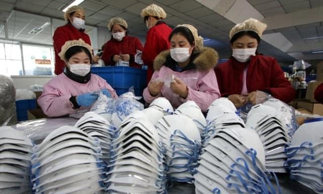 Mỹ rút giấy phép xuất khẩu của hàng chục công ty khẩu trang Trung Quốc - 1