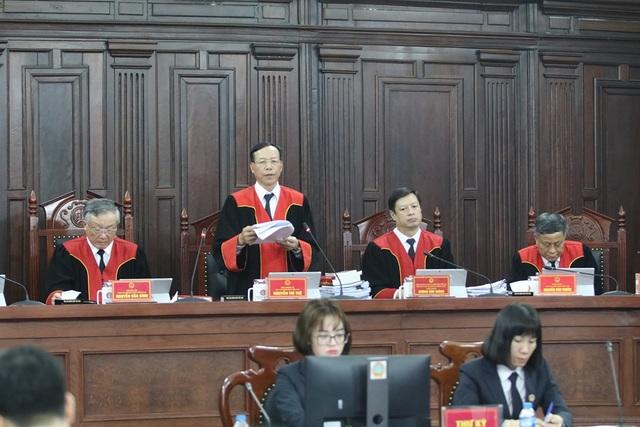 Không chấp nhận kháng nghị, giữ nguyên bản án với tử tù Hồ Duy Hải - 1