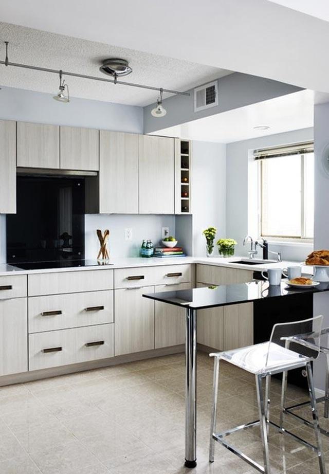 8 cách bố trí thông minh cho những gian bếp chật hẹp, ai cũng cần biết - 2