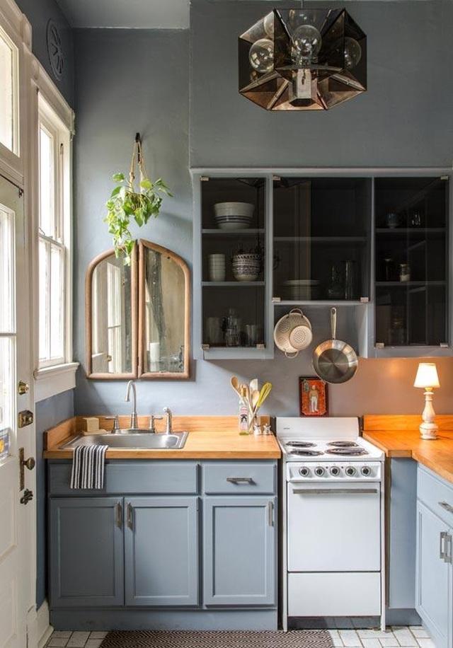 8 cách bố trí thông minh cho những gian bếp chật hẹp, ai cũng cần biết - 4
