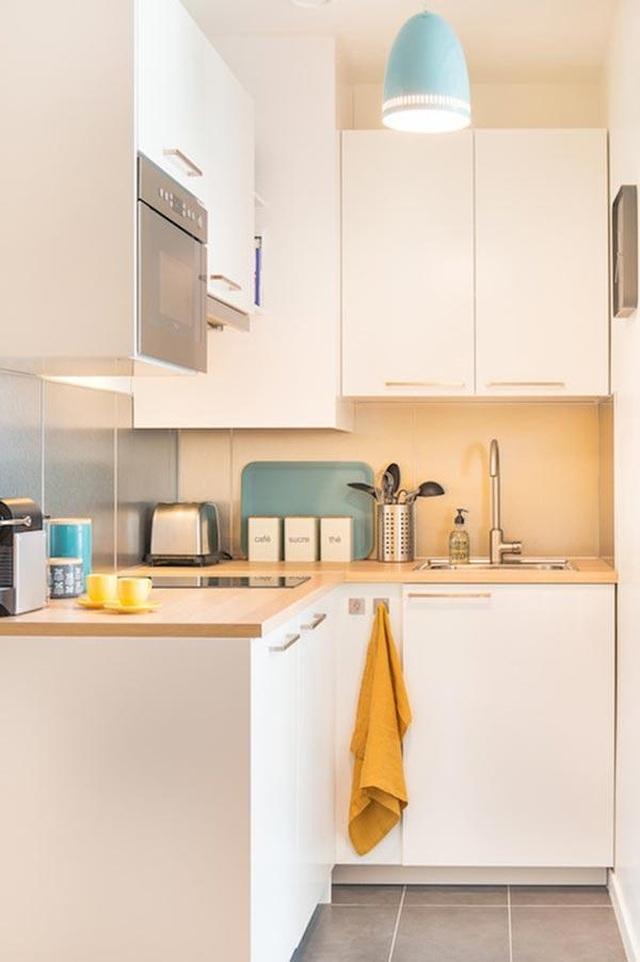 8 cách bố trí thông minh cho những gian bếp chật hẹp, ai cũng cần biết - 7