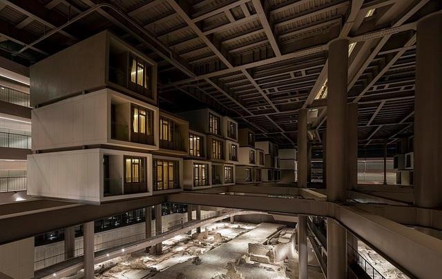 Độc đáo khách sạn 5 sao được xây trên những tàn tích cổ xưa ở Thổ Nhĩ Kỳ - 2