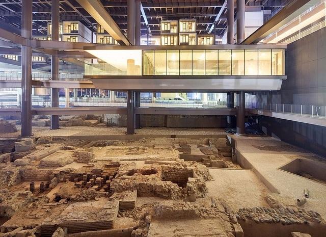 Độc đáo khách sạn 5 sao được xây trên những tàn tích cổ xưa ở Thổ Nhĩ Kỳ - 4