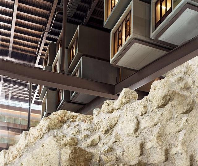 Độc đáo khách sạn 5 sao được xây trên những tàn tích cổ xưa ở Thổ Nhĩ Kỳ - 5