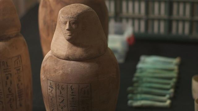 """Khám phá """"Thành phố của người chết"""" thời Ai Cập cổ đại - 7"""