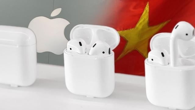 Lần đầu tiên hàng triệu AirPods sẽ được Apple sản xuất tại Việt Nam - 2