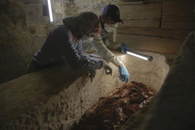 """Khám phá """"Thành phố của người chết"""" thời Ai Cập cổ đại - 2"""